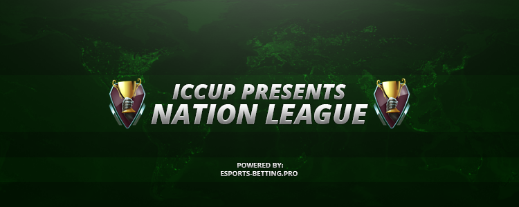 Iccup Starcaft Broodwar Nation League Banner