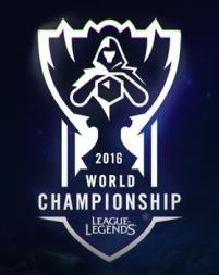 League of Legends World Championship 2016 - Logo