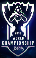 LoL World Championship 2016 - Logo