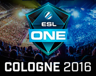 ESL One Cologne 2016 Tournament Logo