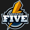 Fantastic Five Dota2 Team Logo