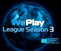 We Play League Season 3 Tournament Logo