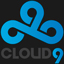 Cloud9 Team Logo LoL
