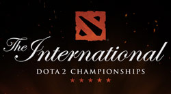 TI6 - The International 2016 Dota2 Logo