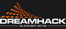 DreamHack Summer 2016 Tournament Logo