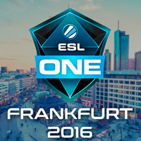 ESL One Frankfurt 2016 Logo