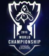 LoL Worlds 2016 -  Logo
