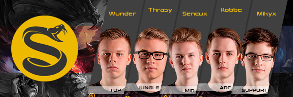 Splyce - Team and Players, EU LCS