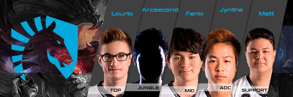 Team Liquid - Team and Players, NA LCS