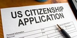 US Citizenship Application