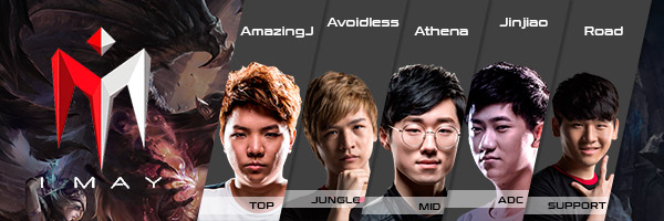 I May LPL Team and Players LoL