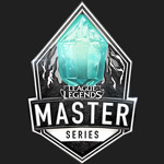 League of Legends Masters Series LoL Logo