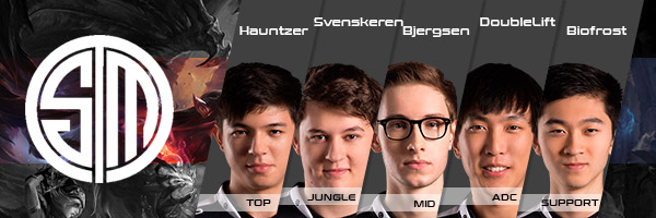 Team SoloMid - Team and Players, NA LCS