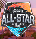 LoL All Star 2016 - Logo