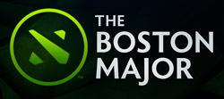 The Boston Major - Dota 2 Logo