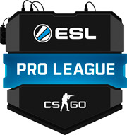 ESL Pro League Counter Strike Global Offensive Logo