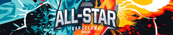 all star 2016 lol