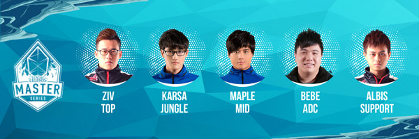 LMS Ice Team All-Star 2016 Barcelona - Team Overview