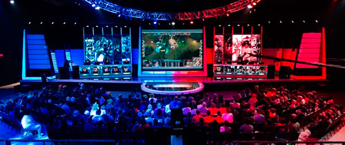 NA LCS Studio - Los Angeles, California
