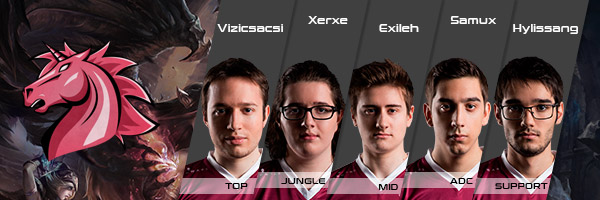 Team Unicorns of Love EU LCS Spring Split 2017