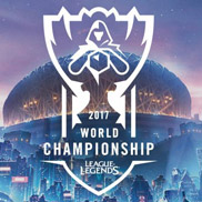 LoL World Championship 2017 - Logo