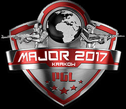 CS:GO PGL Major Kraków 2017 - Logo
