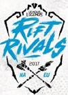EU vs NA LoL Rift Rivals 2017 Logo