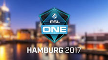 Dota 2 ESL One Hamburg 2017 - Logo