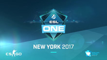 CS:GO - ESL One New York 2017 Logo