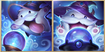 pickem challenge poro icons lol worlds 2017