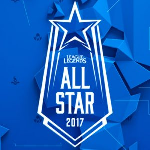 All Stars 2017 League of Legends Social