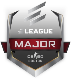 CSGO ELEAGUE Major Boston 2018 Betting Odds and Tournament Overview Official Tournament Logo