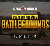 StarLadder Player Unknowns Battleground Tournament Logo