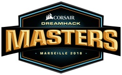 DreamHack Marseille 2018 Tournament Logo