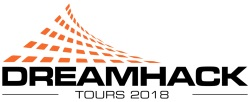 Dreamhack Open Tours 2018 Logo