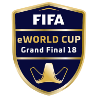 FIFA eWorld Cup 2018 Tournament Logo