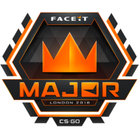CSGO FACEIT MAJOR 2018 Tournament Logo