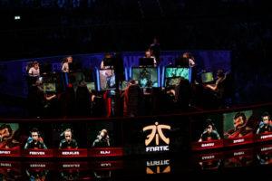 EU LCS with Fnatic