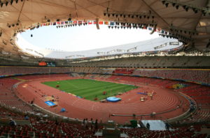 Beijing Stadium LoL Worlds