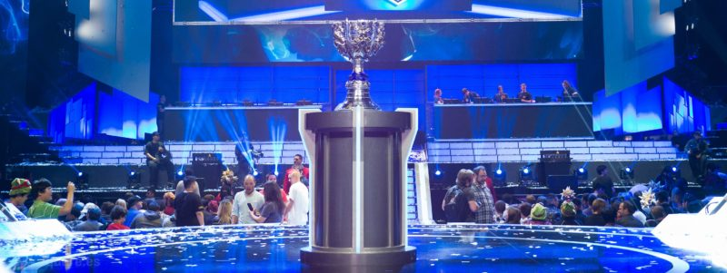 LoL Worlds Cup