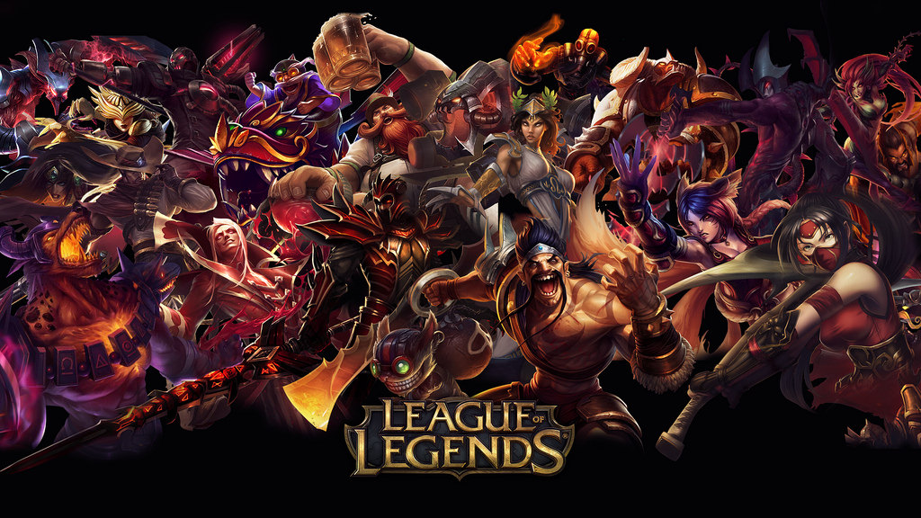 League of Legends Logo 2