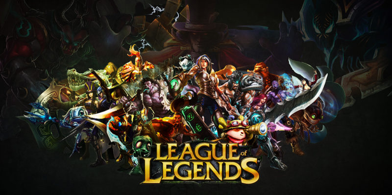 League of Legends Logo 3