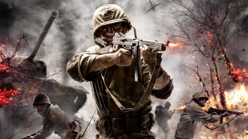 Call of Duty - CoD Page Banner