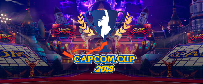 Capcom Cup 2018 Picture