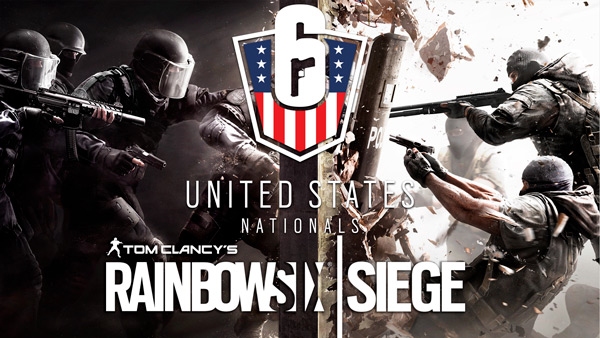 Rainbow Six R6 United States Nationals 2018 Picture