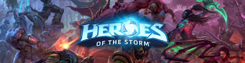 Heroes of the Storm Esports Image