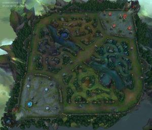 summoners rift lol