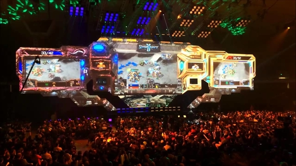 BlizzCon 2015 Main Stage